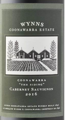 Wynns Coonawarra Estate The Siding Cabernet Sauvignon 2012