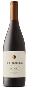 Frei Brothers Winery Reserve Pinot Noir 2014