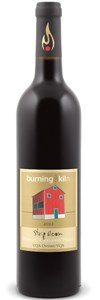 Burning Kiln Winery Strip Room Merlot Cabernet Franc 2012