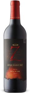 Michael David Winery Seven Deadly 2015