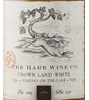 The Hare Wine Co. Crown Land White 2016