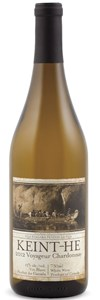 Keint-he Winery and Vineyards Voyageur Chardonnay 2014