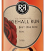 Rosehall Run Just One Rose 2016