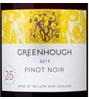 Greenhough Pinot Noir 2016