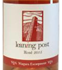 Leaning Post Rose 2017