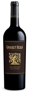 Gnarly Head Old Vine Zin Zinfandel 2011