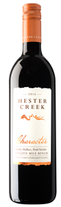Hester Creek Estate Winery Oliver BC 2016