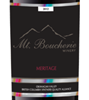Mt. Boucherie Estate Winery Meritage 2012