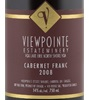 Viewpointe Cabernet Franc 2008