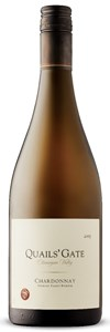 Quails' Gate Estate Winery Stewart Family Reserve Chardonnay 2011