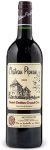 Chateau Pipeau Grand Cru Meritage 2010