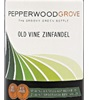 Pepperwood Grove Old Vine Zinfandel 2011