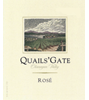 Quails' Gate Estate Winery Rose 2012