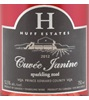 Huff Estates Winery Cuvee Janine Rose 2010