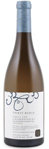 Thirty Bench Wine Makers Small Lot Chardonnay 2012