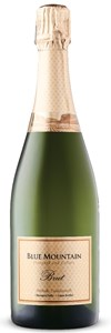 Blue Mountain Vineyard and Cellars Brut Méthode Traditionnelle Pinot Noir Chardonnay Pinot Gris