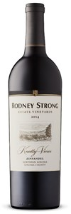 Rodney Strong Wine Estates KNOTTY VINES Zinfandel 2008