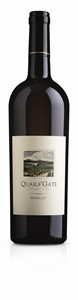 Quails' Gate Estate Winery Merlot 2009