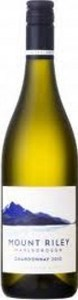 Mount Riley Chardonnay 2011