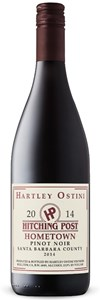 Hartley-Ostini Hitching Post Hometown Pinot Noir 2009