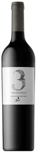 Spier Wines Creative Block 3 Named Varietal Blends-Red 2008