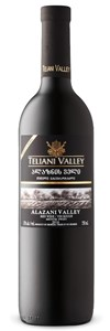 Teliani Valley Alazani Valley Red Semi-Sweet 2011