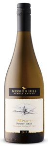 Mission Hill Pinot Gris 2017