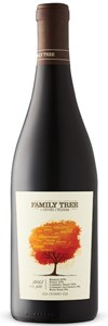 Henry of Pelham Winery Family Tree Red 2014