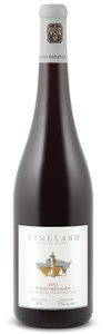 Vineland Estates Winery Pinot Meunier 2009