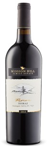 Mission Hill Family Estate Reserve Shiraz 2006