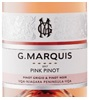 G. Marquis The Silver Line Pink Pinot Rosé 2017