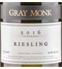 Gray Monk Estate Winery Riesling 2016
