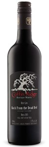 Coffin Ridge Boutique Winery Back From The Dead Red 2015