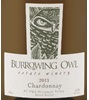 Burrowing Owl Estate Bottled Chardonnay 2015