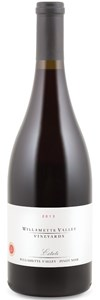 Willamette Valley Vineyards Pinot Noir 2013