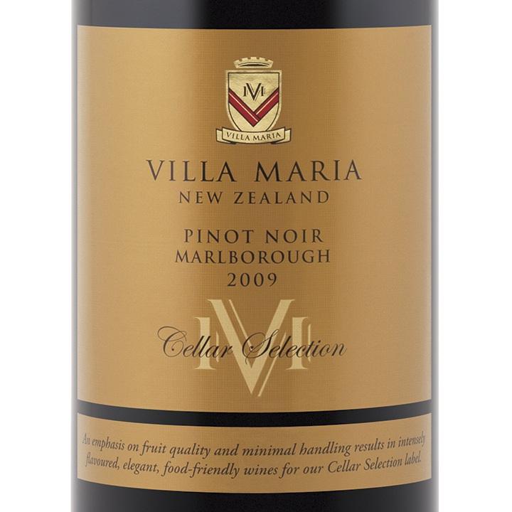 Villa Maria Pinot Noir  Review