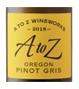 A To Z Wineworks Pinot Gris 2018