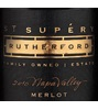 St. Supéry Rutherford Merlot 2013