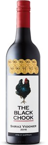 The Black Chook Woop Woop Wines Shiraz Viognier 2008