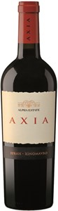 Axia Alpha Estate Syrah Xinomavro 2012