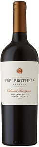 Frei Brothers Winery Reserve Cabernet Sauvignon 2013