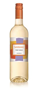 Sandbanks Estate Winery Pinot Grigio 2015