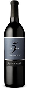 Mission Hill Family Estate Five Vineyards Cabernet Merlot 2012