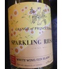 Grange of Prince Edward Estate Winery Riesling Sparkling Wine 2014
