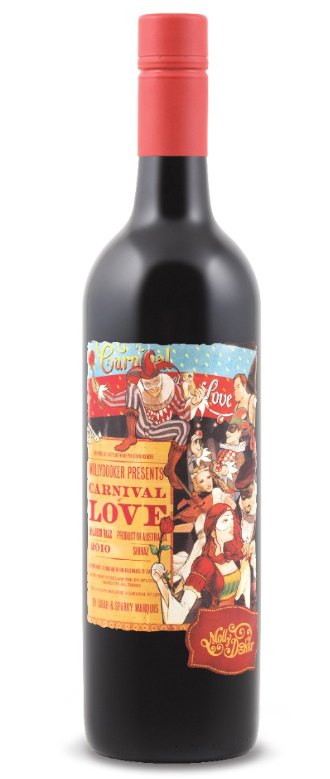 Mollydooker Carnival Of Love Shiraz 2010 Expert Wine
