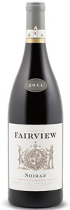 Fairview Shiraz 2007