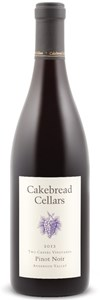 Cakebread Cellars Two Creeks Vineyards Pinot Noir 2012