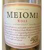 Meiomi Wines Rose 2016
