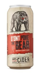 Don't Poke the Bear Craft Cider