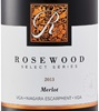 Rosewood Estates Winery & Meadery Select Series Merlot 2013